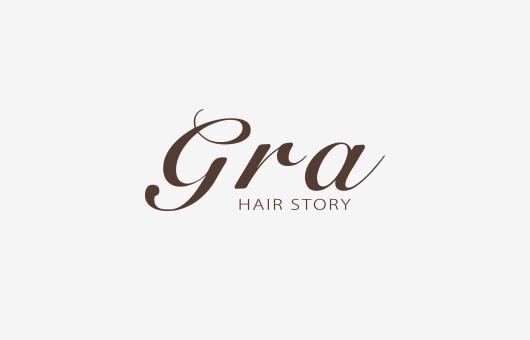gra HAIR STORYロゴ